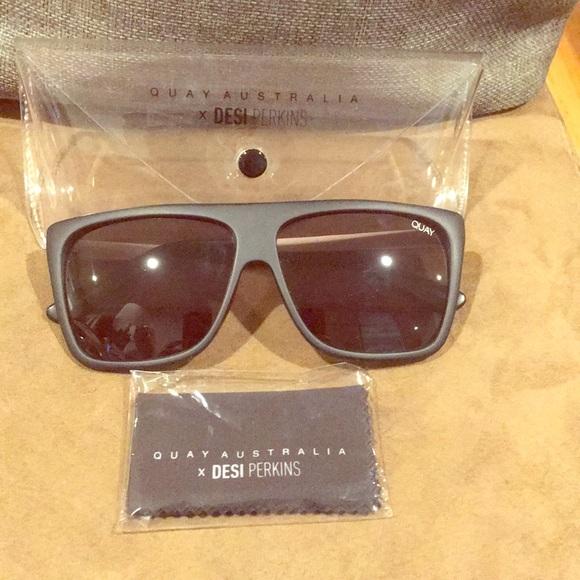 79938ebfd01 Quay x Desi Perkins OTL II Sunglasses